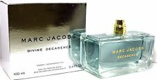 MARC JACOBS DIVINE DECADENCE EDP Spray FOR WOMEN 3.4 Oz / 100 ml NEW ITEM NO CAP