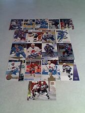 *****Adam Deadmarsh*****  Lot of 85+ cards.....43 DIFFERENT / Hockey
