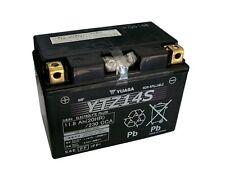 NEW Genuine Yuasa YTZ14S Maintenance Free Motorcycle Battery 12V 11.2Ah 230CCA