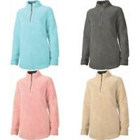 Charles River Women's Newport Fleece Pullover - FREE SHIP - Small, Medium, Large