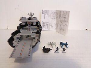 1996 Galoob Micro Machines Star Wars Tie Fighter Pilot Academy Set Complete
