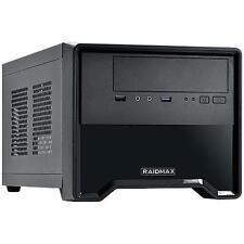 Mini ITX AMD A8-6500 Quad Core Desktop Computer PC Win 7 DVDRW 4GB RAM HTCP