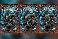 DARK NIGHTS DEATH METAL INFINITE HOURS EXXXTREME 1~DC ~ 3 COPIES ~ PRESALE 11/10