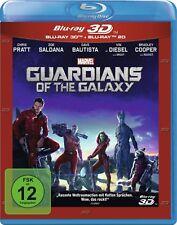 GUARDIANS OF THE GALAXY (Blu-ray 3D + Blu-ray Disc) NEU+OVP