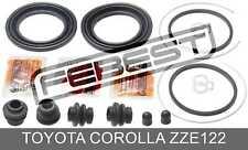 Front Brake Caliper Repair Kit For Toyota Corolla Zze122 (2004-2008)