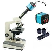 14MP HDMI USB 2 Ausgang Mikroskop Industrie Digital Kamera Video Recorder