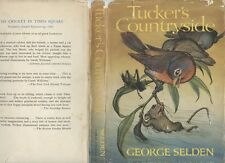 GEORGE SELDEN Tucker Mouse Countryside 1969 1st Ed. Chester Cricket +