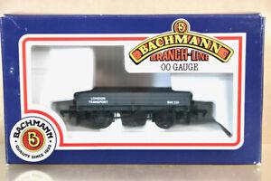 BACHMANN LONDON TRANSPORT GREY 3 PLANK OPEN WAGON BW231 MINT BOXED nz