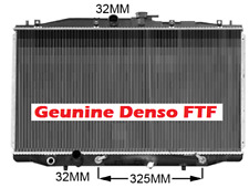 Radiator Honda Accord Euro CL 03-08 2.4L 4cly K24A Petrol Auto Manual New Denso