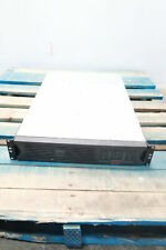 Apc 2200 Smart-ups Rackmount Ups System 110/120v-ac 1440/1920/2200va
