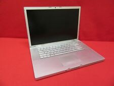 "Apple MacBook Pro A1260 15.4"" Notebook *Selling For Parts Only*"