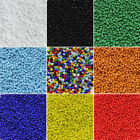 1000Pcs/15g 8 Colors Czech Glass Seed Spacer Beads Jewelry Making DIY Pick 2mm