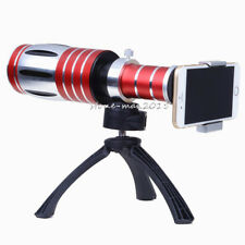 50X Optical Zoom Telescope Camera Lens For Apple iPhone X 8 8 Plus 6 6s 5s 5 SE