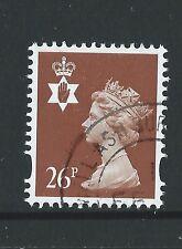 GREAT BRITAIN 1998 NORTHERN IRELAND NI.81b perf 14 FINE USED