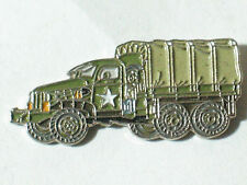 GMC CCKW 353  Military Truck Pin
