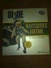 Fao Schwarz GI JOE action astronaut masterpiece edition only15,000 made man 21st