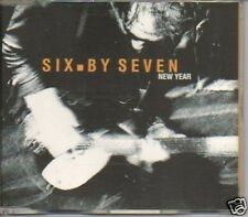 (133E) Six By Seven, New Year - new CD