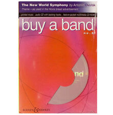 Buy a Band No 8 The World Symphony Dvorak Cd-rom C BB EB Instruments