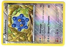 POKEMON CARTE DESTINEES FUTURES HOLO INV N°  75/99 ARCHEOMIRE