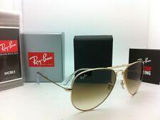 New Ray-Ban Sunglasses FOLDING AVIATOR RB 3479 001/51 Arista w/ Brown gradient