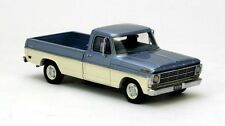 Ford F100 Pick Up White / Blue 1968 NEO 44846 1:43