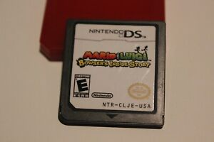 Mario & Luigi Bowser's Inside Story (Nintendo DS) --- Cartridge ONLY ---