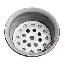 Portable Charcoal Wood Fire Bowl  Steel Medium