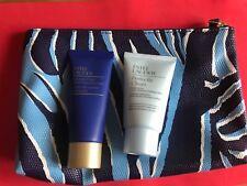 Estee Lauder take it away 30ml, advanced night cleanser 30ml & free bag set new