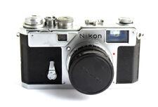 Nikon Rangefinder S3 50mm F1.4 KIT