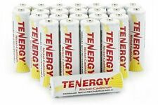 24 Pcs Tenergy NiCd AA 1000mah Batteries for Solar Power