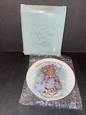 Avon 1981 - Mother's Day Plate - Cherished Moments
