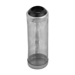 Stainless Steel Filter Water Inlet Mesh Net Guard Dia. 16mm   Shrimp Safety