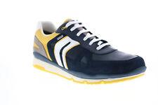 Geox U Сэндфорд B ABX U 92 S 7 A 022 fucf 42 м, мужские синие замшевые кроссовки, обувь, евро
