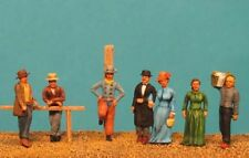 Germania Figuren 1/72 Old West Townsfolk 1 #72-9510