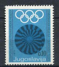 Yugoslavia 1971 SG#1465 Olympic Games Fund MNH #A62568