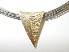 Halsketten aus Gelbgold mit VVS Reinheit