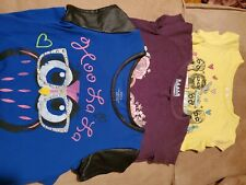 girls tops size 7/8