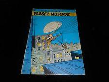 Will / Rosy : Tif et Tondu 6 : Passez muscade Edition Dupuis décembre 1983