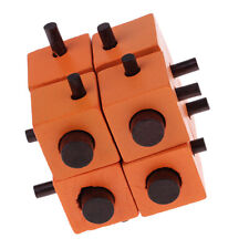 Wooden Brain Puzzle Teaser Kongming Lock for Teens and Adults Gift