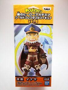 My Hero Academia Banpresto Figurine World Collection figure vol 8 Inasa Yoarashi