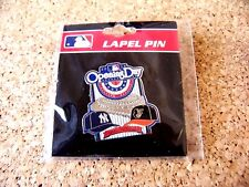 2014 NY New York Yankees vs Baltimore Orioles Opening Day Yankee Stadium pin MLB