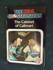 The Cabinet of Calimari (Real Ghostbusters) by Spurgeon, Maureen Hardback Book