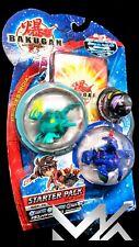 SEGA Toys Bakugan BST-15 Dragonoid vs Helios Starter Kit Japan MK-WITH TRACKING