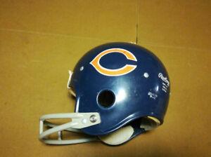 Vintage 70's Chicago Bears Helmet Football Rawlings HNFL-N Youth Size Small