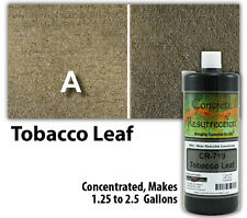 Professional Easy to Apply Water Based Concrete Stain - Tobacco Leaf