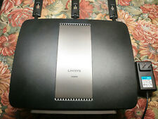 Linksys EA9200 Router 1300mbps Wifi + AC cord + usb3, usb2 ports + Free Shipping