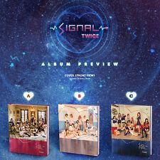 K-pop Twice - Signal (4th Mini Album) (Twice04Mn)