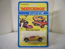 """Matchbox No: 4 """"Gruesome Twosome"""" Bronze (RARE U.S. BLISTER PACK/Original 1971)"""