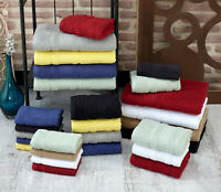 Towel Set 8 Piece Set Bath Towel Hand Towel Washcloth Also in Lot Qute Towels