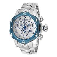 Invicta 10806 Men's Venom Silver-Tone Quartz Watch